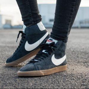big sale fa2c0 c46f8 nike blazer vintage womens Women s Nike Blazer Mid Vintage Sneakers on  Poshmark